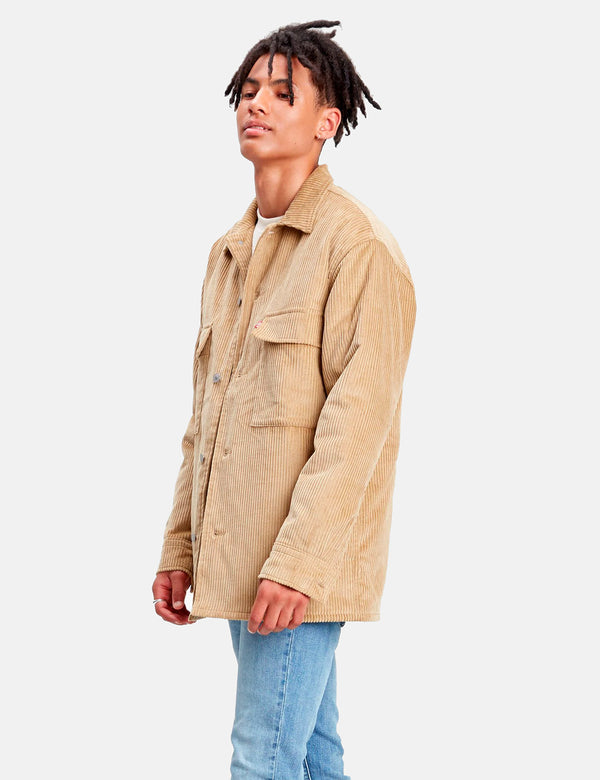 Levis Ofarrel Overshirt - Harvest Gold