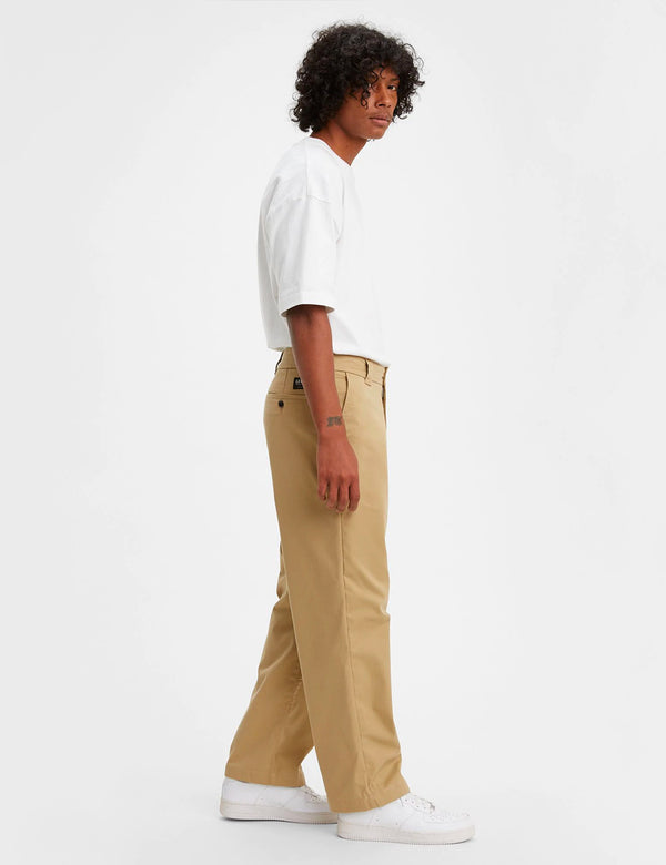 Levis Made & Crafted Relaxed Chino - Harvest Gold