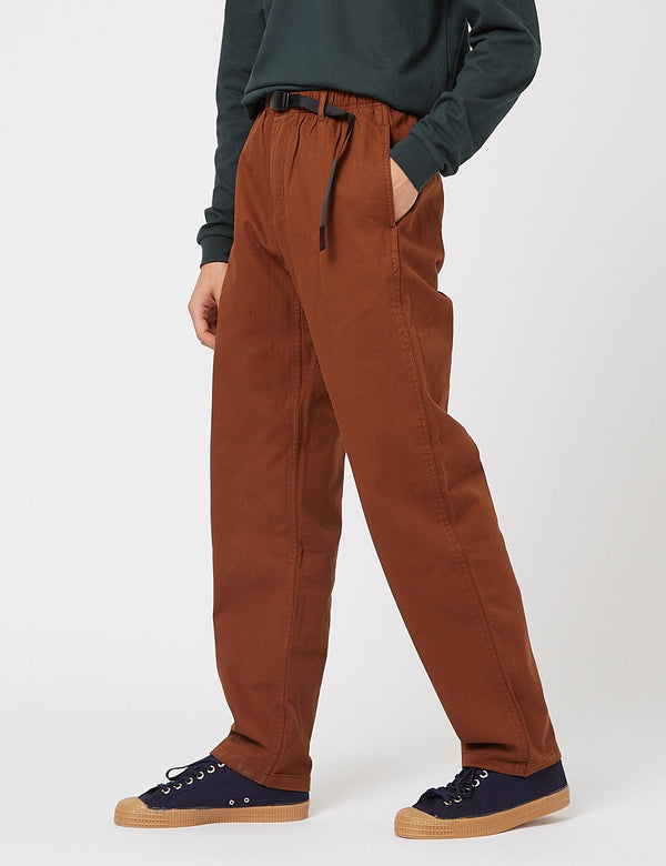 Pantalon Gramicci Original Fit G (Relaxed) - Marron
