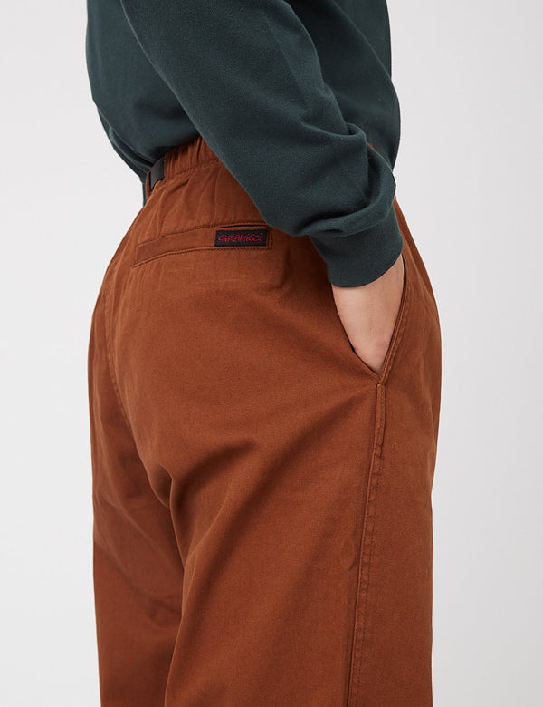 Gramicci Original Fit G Pant (Relaxed) - Brown