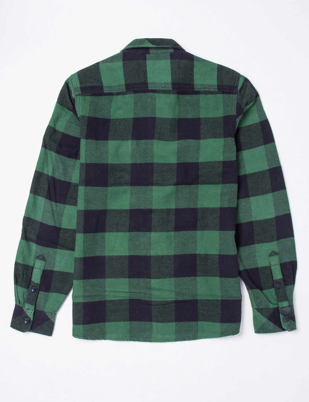 Dickies Sacramento Plaid Shirt - Pine Green