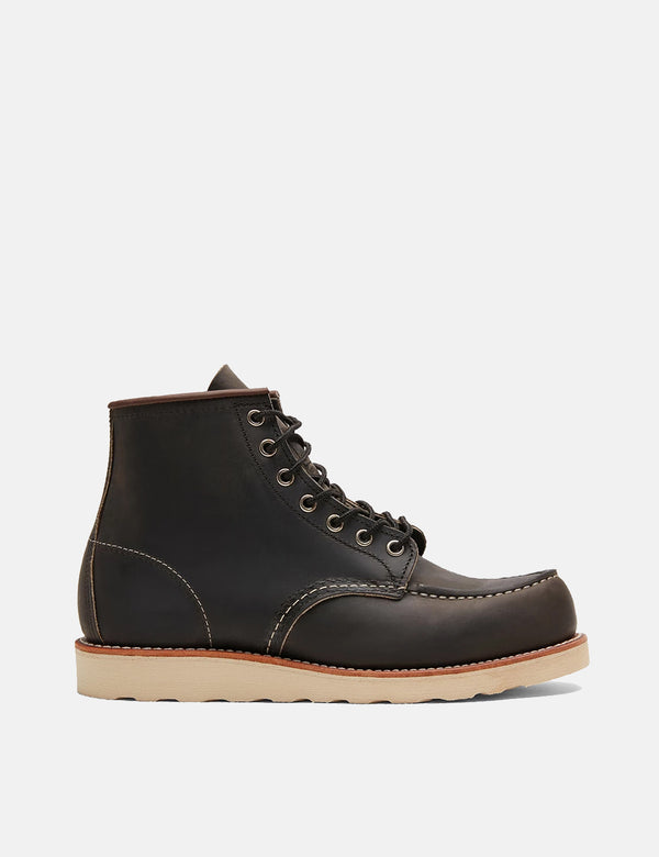 "Red Wing 8890 6""Moc Toe Work Boot (8890) - Charcoal Grey"