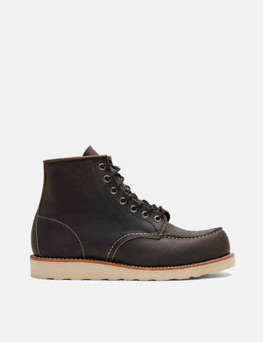 "Red Wing 8890 6"" Moc Toe Work Boot (8890) - Charcoal Grey"