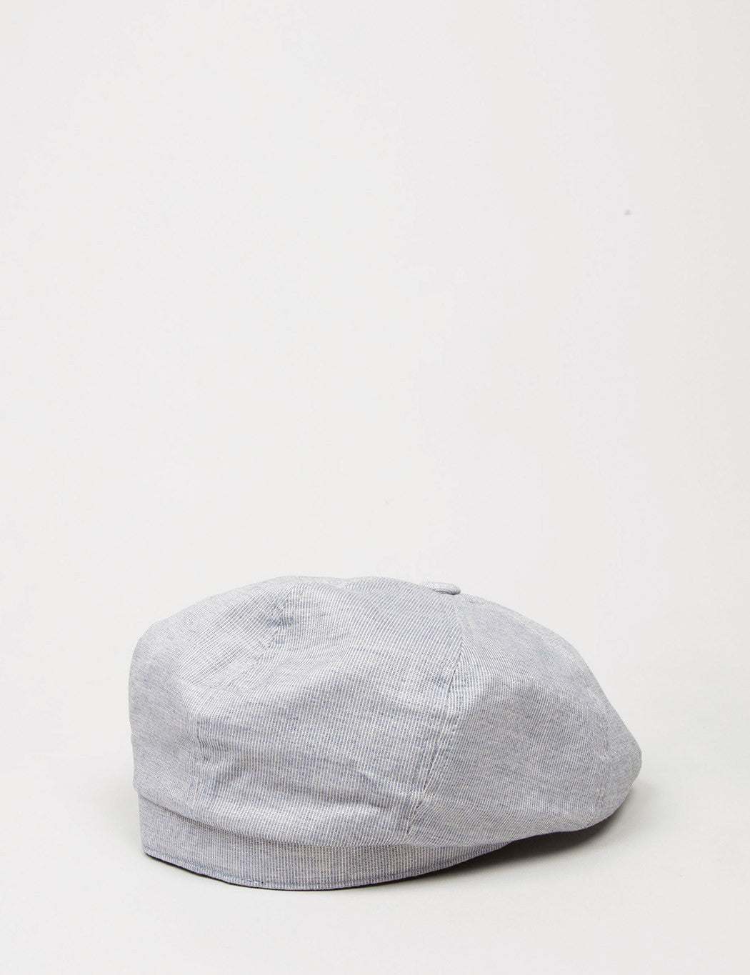 Bailey Laden Newsboy Cap - Blue Smoke