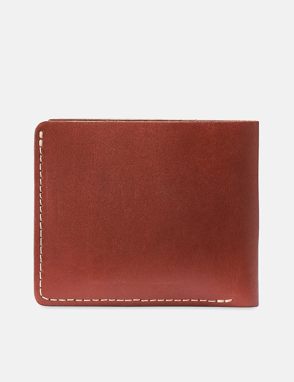 Red Wing Bi-Fold Dual Card Wallet - Oro Russet