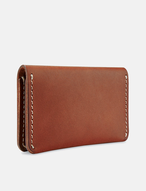 Red Wing Card Holder Fold - Oro Russet