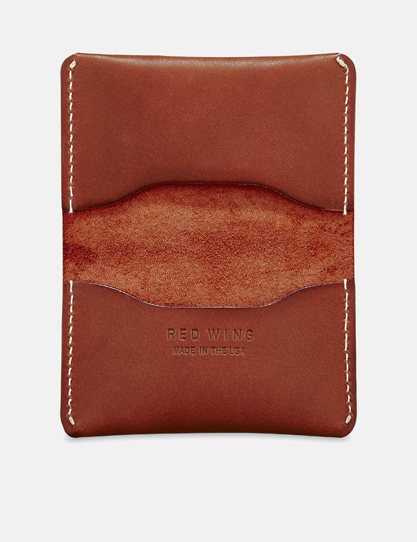 Porte-cartes Red Wing - Oro Russet