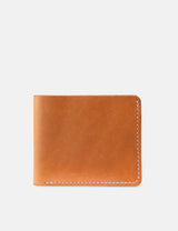 Red Wing Bi-Fold Dual Card Brieftasche - London Tan