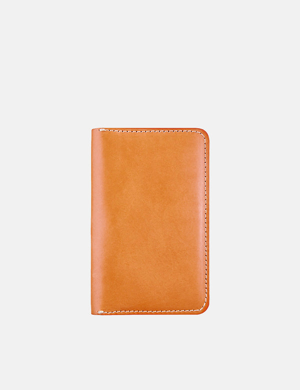 Portefeuille Red Wing Passport - London Tan