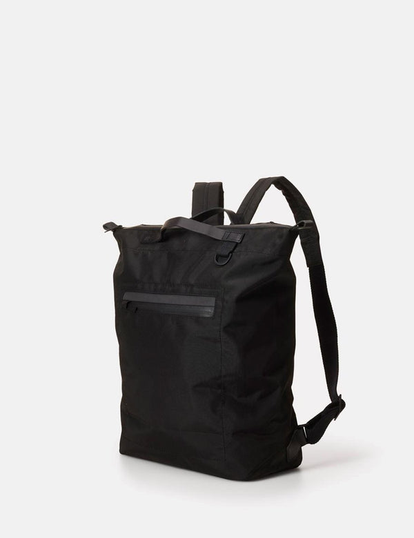Ally Capellino Hoy Travel/Cycle Backpack - Black V2