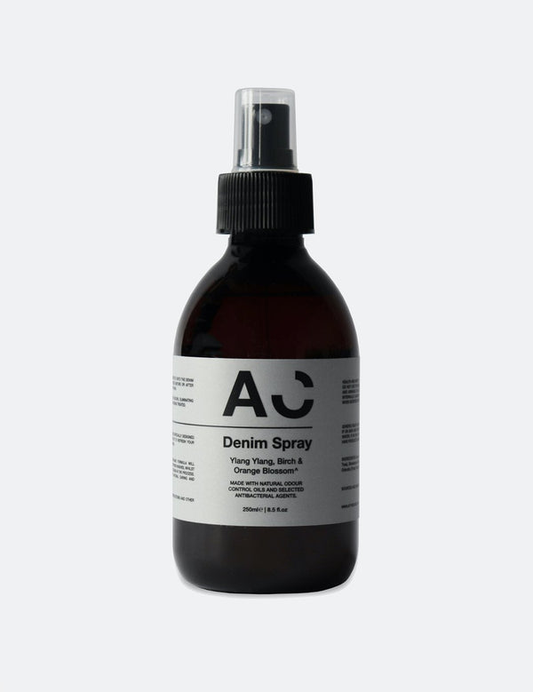 Attirecare Denim Spray (250ml) - Ylang, Birch, Orange Blossom^