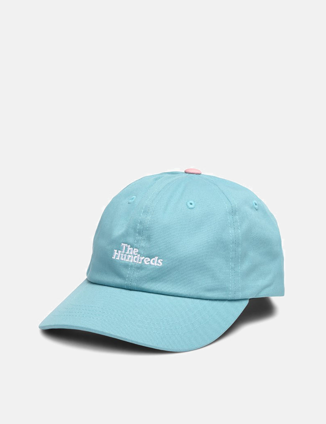 The Hundreds Hub Dad Cap - Turquoise | URBAN EXCESS.