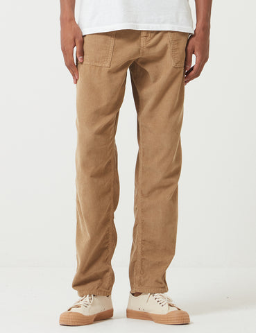 Stan Ray Fatigue Cord Pant (Taper) - Khaki
