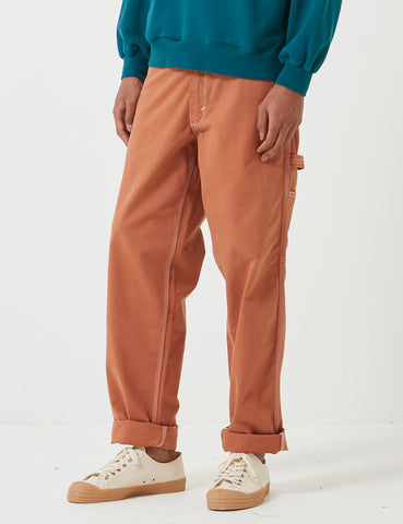 Stan Ray 80's Painter Pant Overdye (Straight) - Sandstone Brown