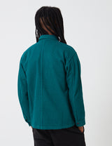 Stan Ray Prison Shirt (Stripe) - Indian Green