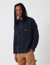 Stan Ray Wool CPO Shirt - Navy Blue
