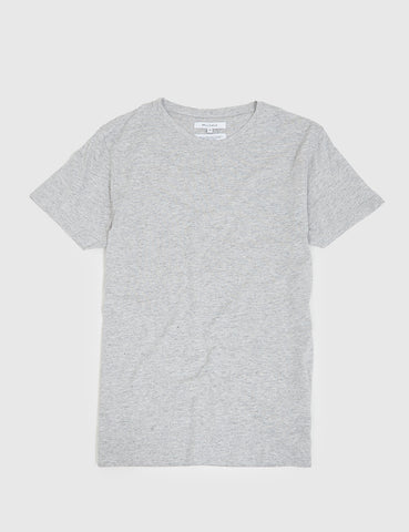Bellfield Alston Injected Slub T-Shirt - Grey