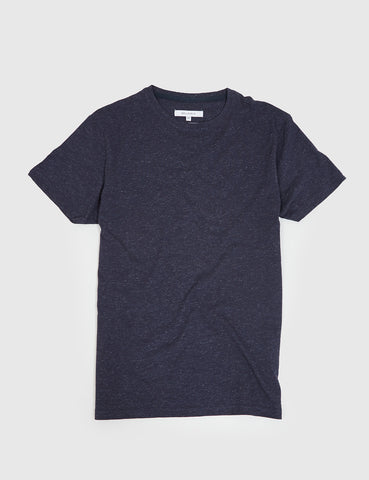 Bellfield Alston Injected Slub T-Shirt - Navy