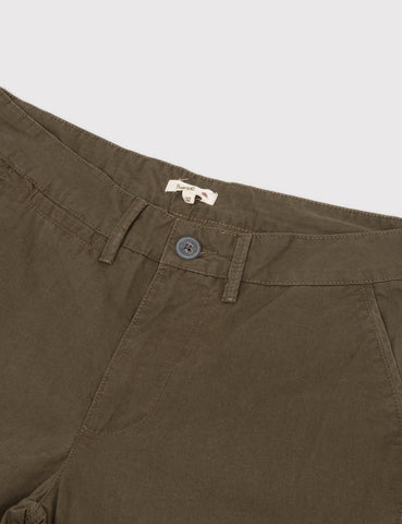 Bellfield Pollstead Shorts - Khaki