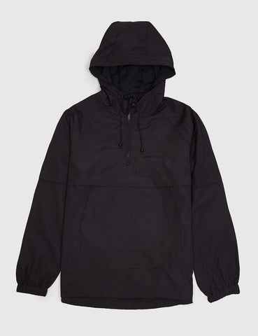 Bellfield Tetsu Hooded Cagoule - Black
