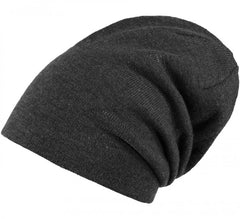 Barts Eclipse Beanie Hat - Charcoal Grey