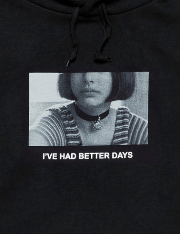 SCRT Better Days Hoodie - Black
