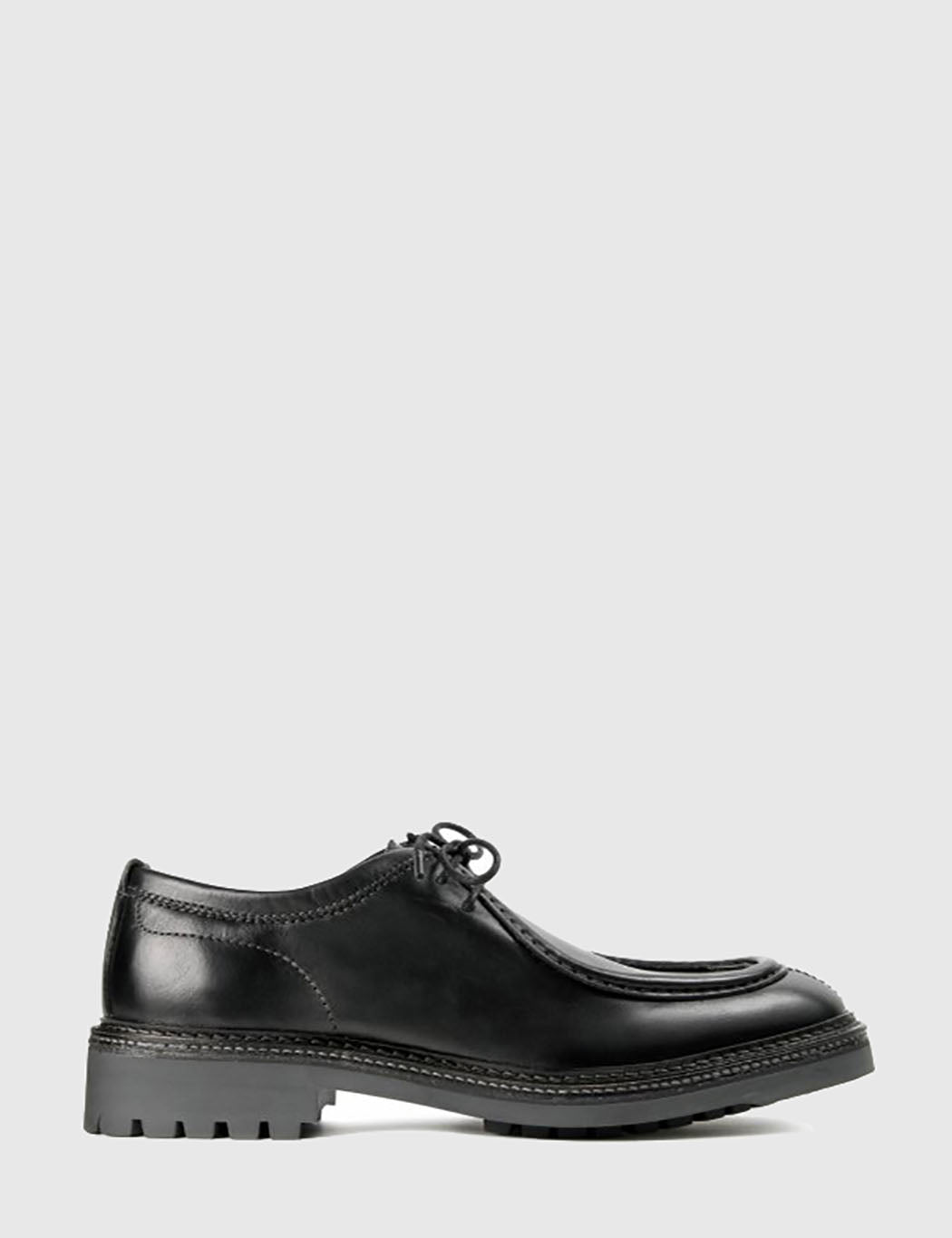Hudson Penn Shoes (Leather) - Black
