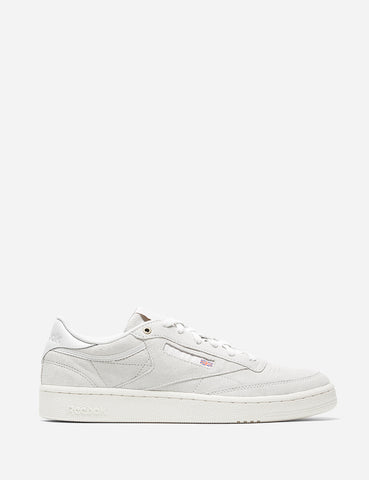 Reebok Club C 85 MCC (CM9296) - Pebble Grey/Chalk