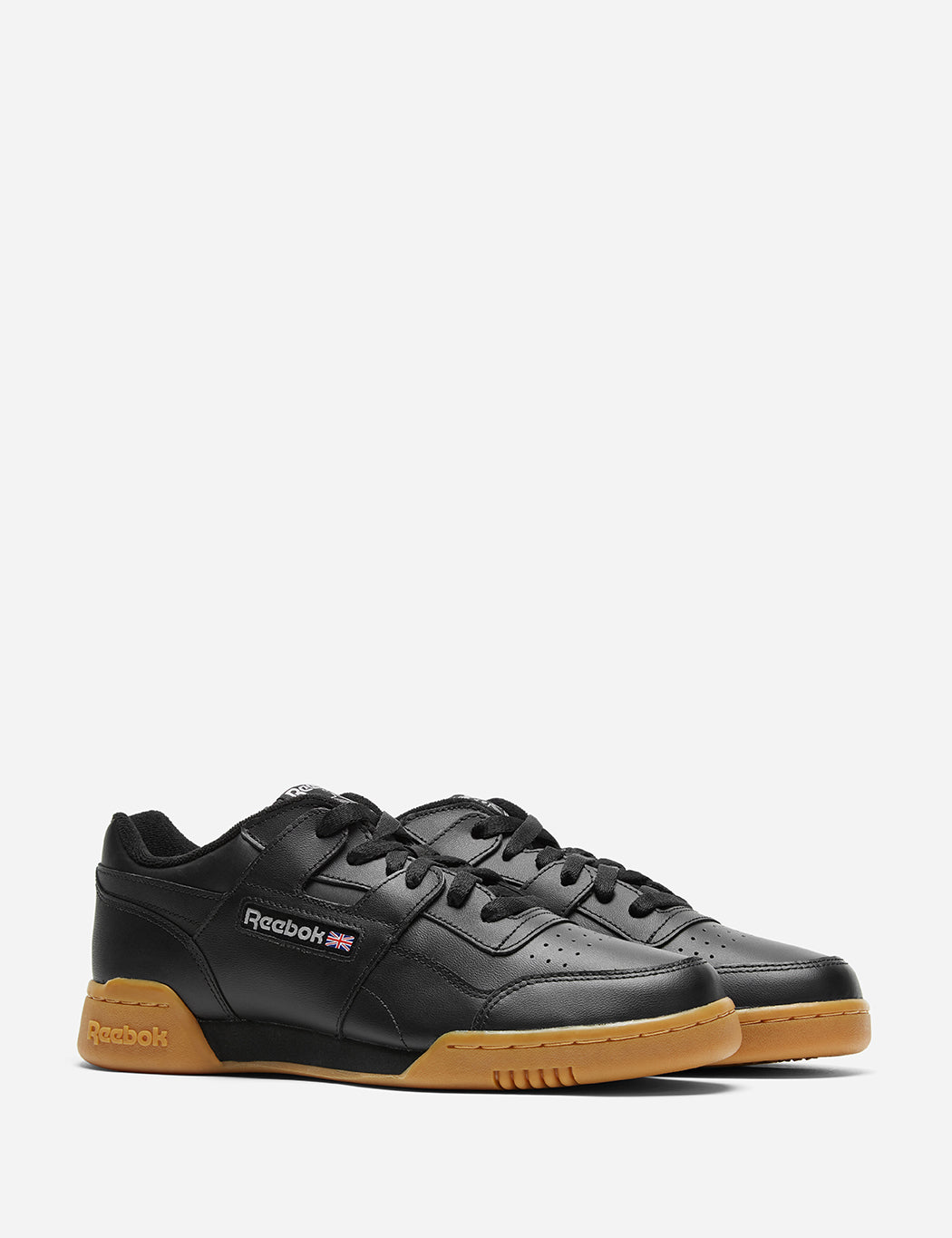 a52b3f8c3d Reebok Workout Plus Gum Sole (CN2127) - Black/Carbon/Classic Red