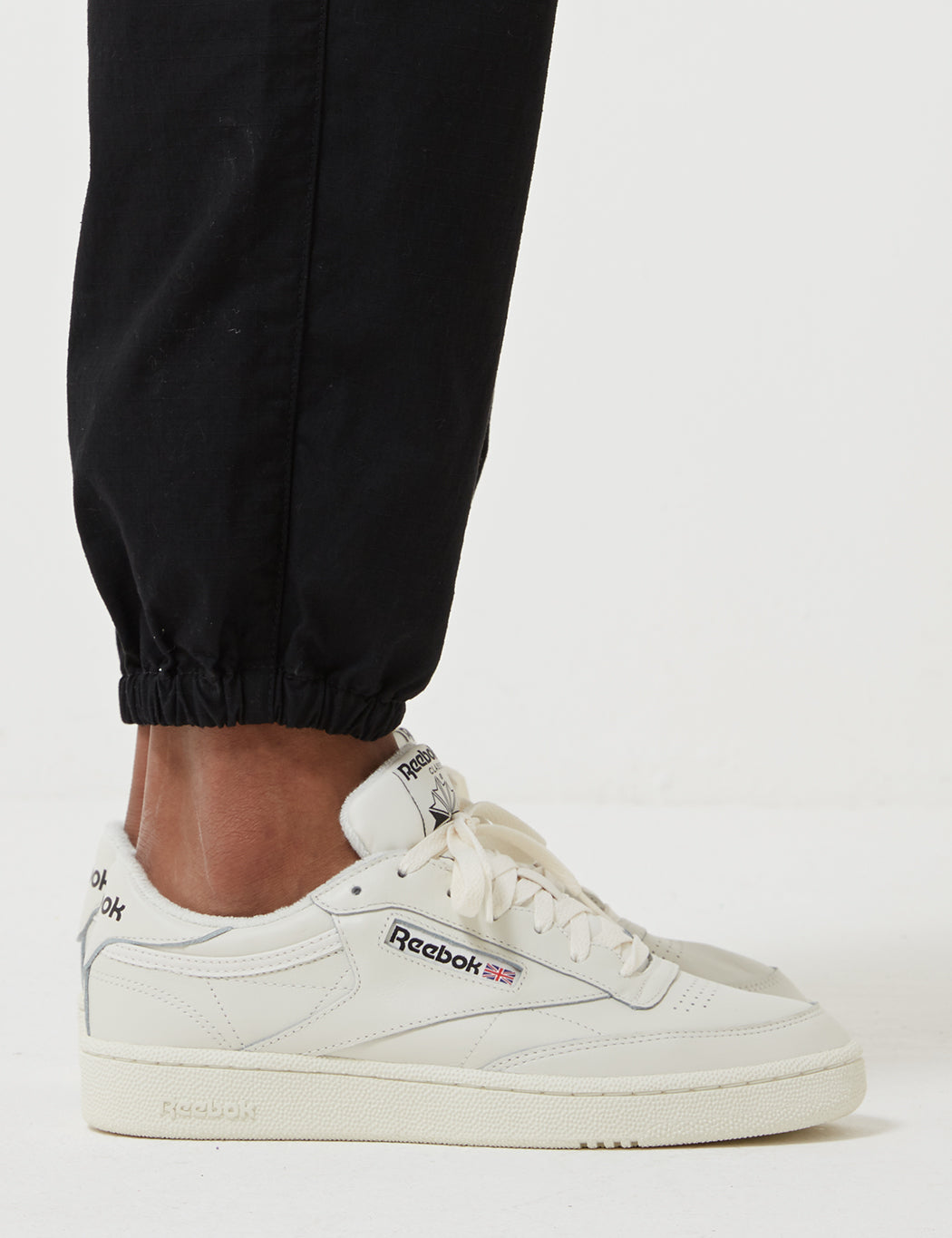 3b41ac8bec33 ... Reebok Club C 85 MU (CN3924) - Chalk Black ...