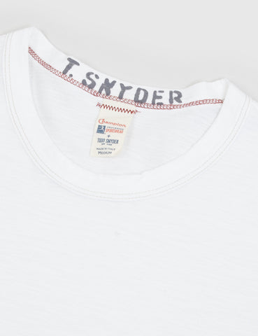 Champion x Todd Snyder Crewneck T-Shirt - White