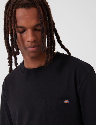 Dickies Porterdale Pocket T-Shirt - Black