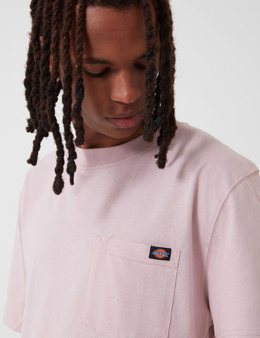 Dickies Porterdale Pocket T-Shirt - Violet/Pink