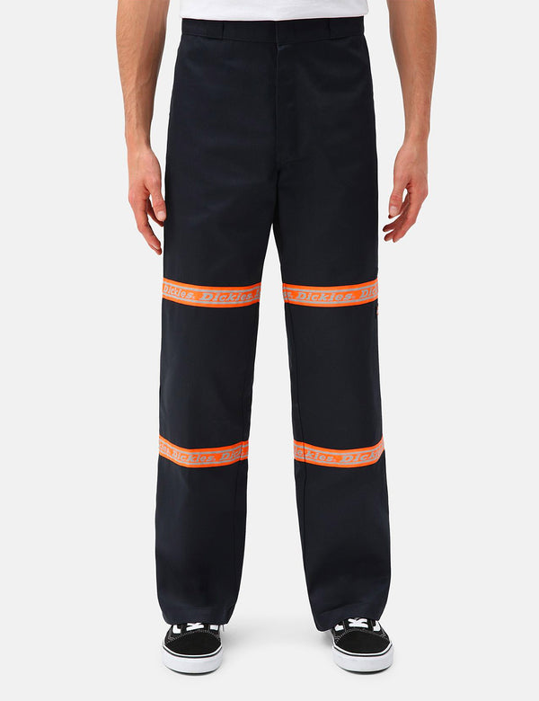 Pantalon Dickies Gardere Reflective Tape - Dark Navy Blue
