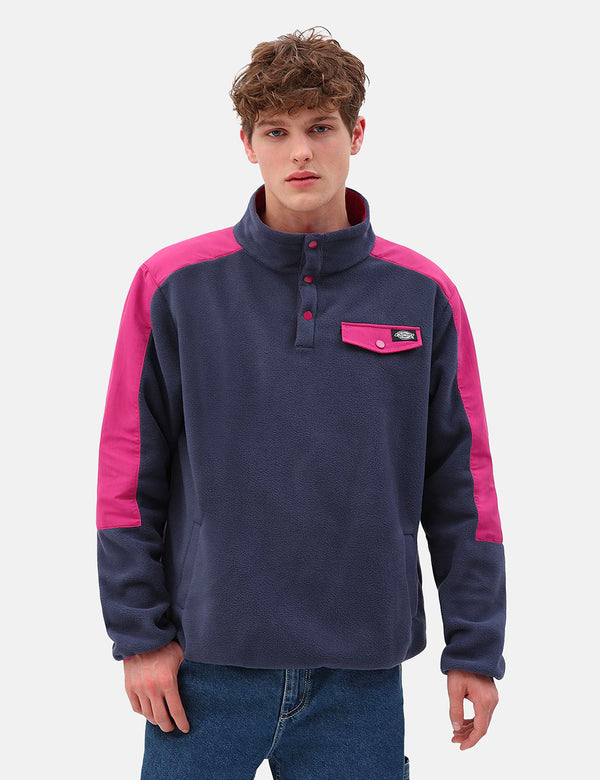 Dickies Port Allen Fleece - Navy Blue