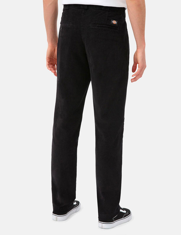 Pantalon en velours côtelé Dickies Fort Polk - Noir