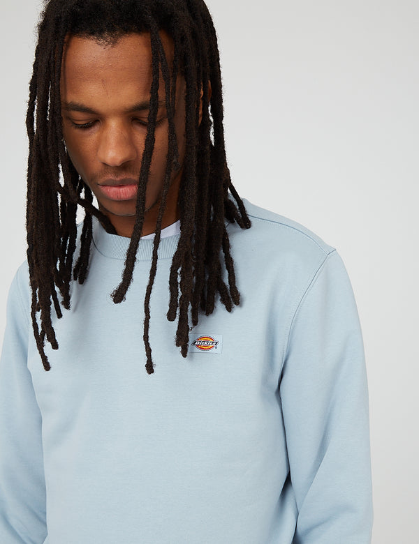 Dickies Oakport Sweatshirt - Light Blue