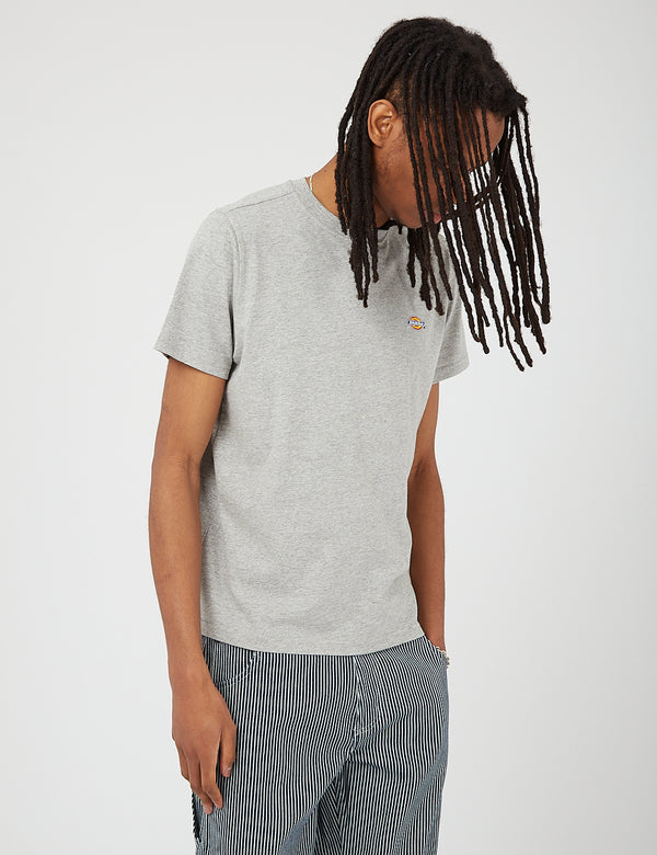 Dickies Mapleton T-Shirt - Grey Melange