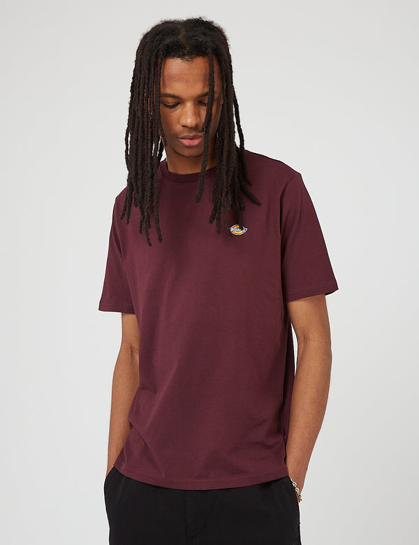 Dickies Mapleton T-Shirt - Maroon