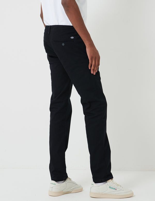 Dickies Kerman Skinny Fit Pant - Black