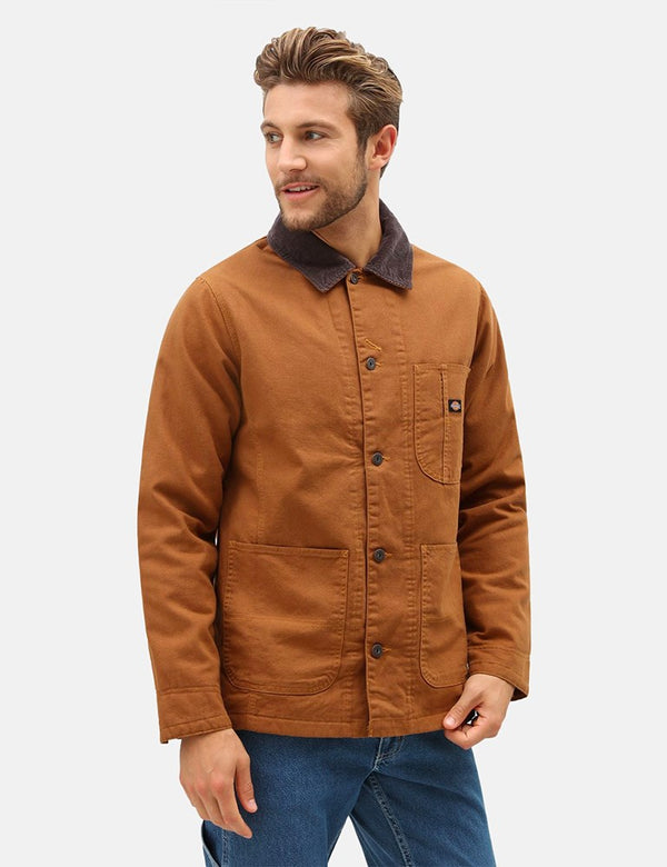 Dickies Baltimore Jacket - Brown