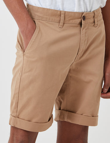 Tommy Hilfiger Chino Shorts - Tiger's Eye Beige