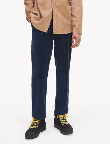 Tommy Hilfiger Carpenter Cord Pants - Black Iris