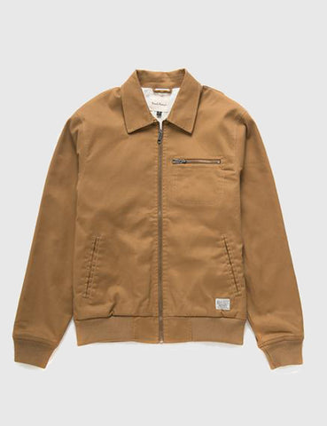 Deus Ex Machina Army Bomber - New Tan