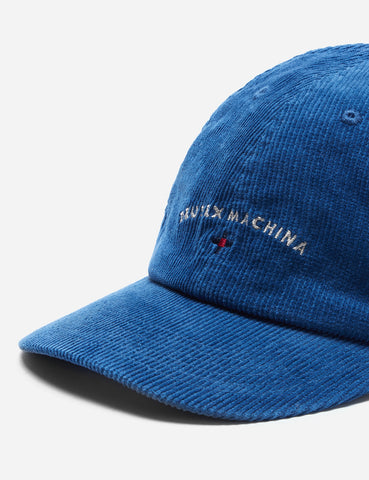 Deus Ex Machina Moon Dad Cap - Estate Blue