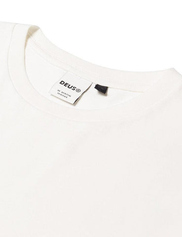 Deus Ex Machina New Standard T-Shirt - White