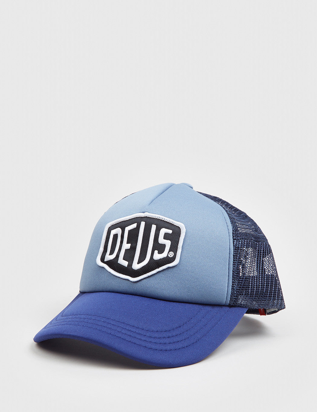 Deus Ex Machina Baylands Trucker Cap - Blue