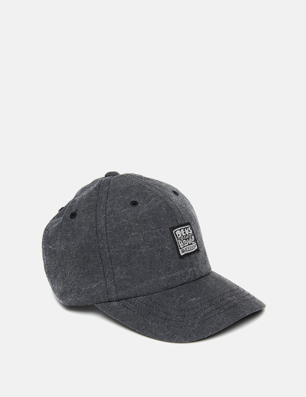 Deus Ex Machina Calypso Cap - Black