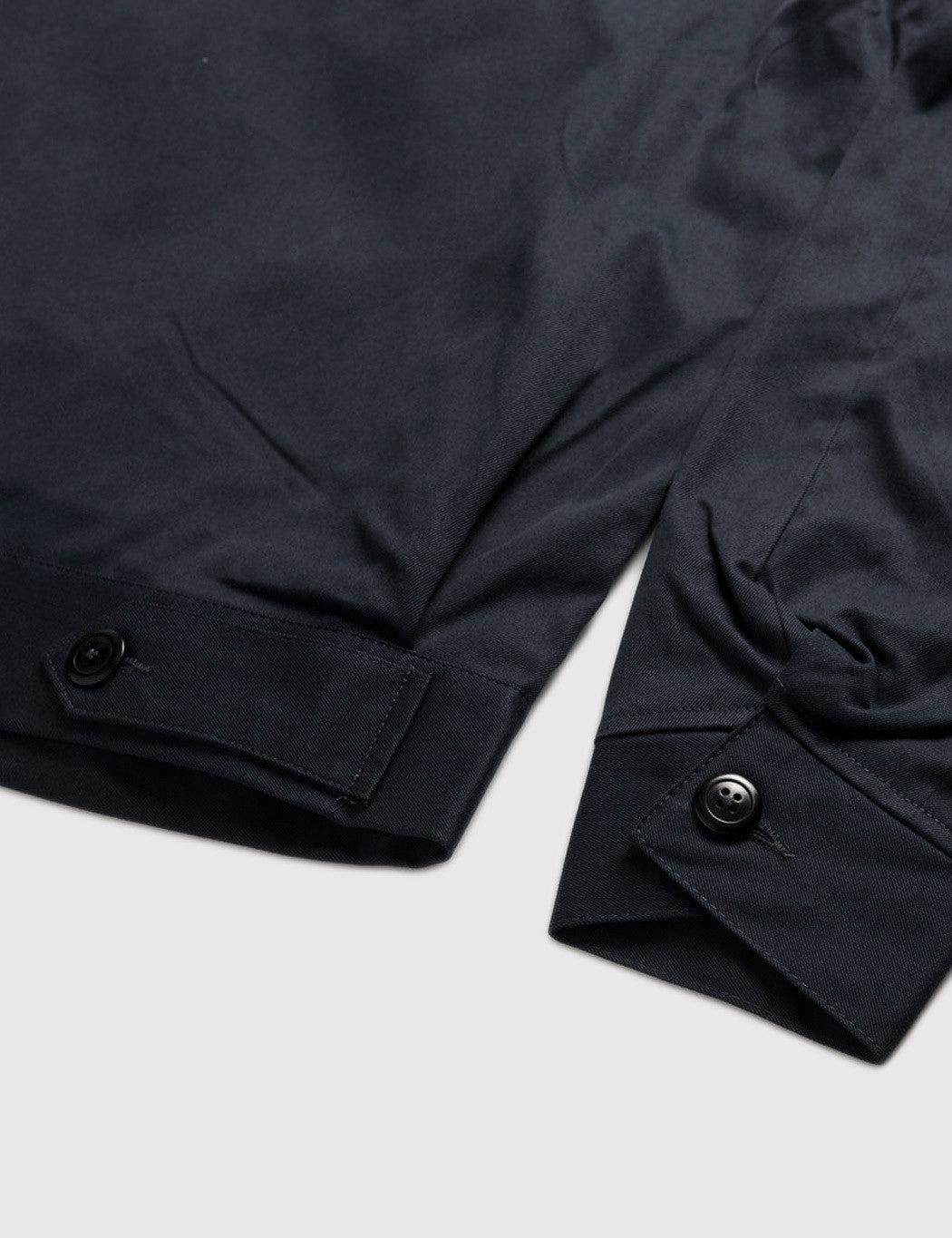 Deus Ex Machina Workwear Jacket - Black