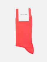 Democratique Solid Socks - Opal